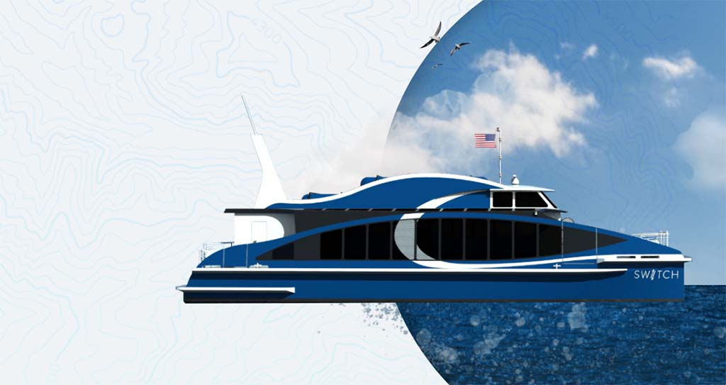 Cummins fuel cells powering North America's first commercial zero emissions ferry
