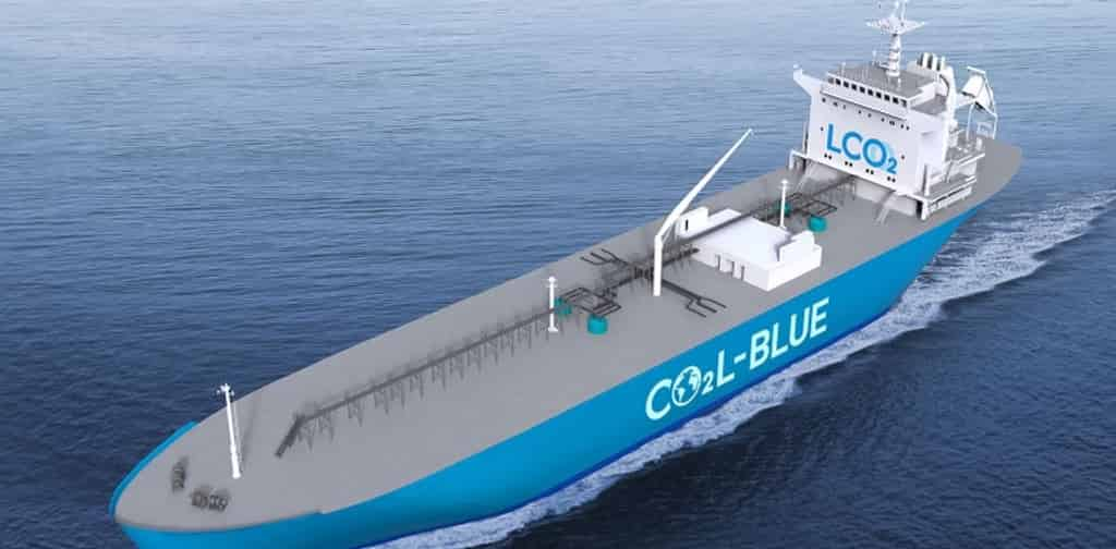 Mitsubishi Heavy Industries sets out to commercialise the use of CO2 carriers