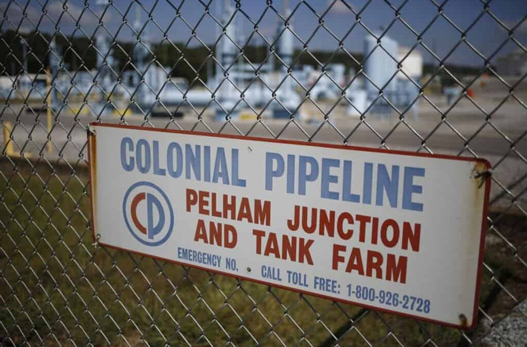 The Colonial Pipeline Attack Is A Major National Security Incident