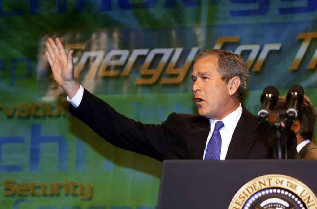 The Enormous Energy Legacy Of President George W. Bush