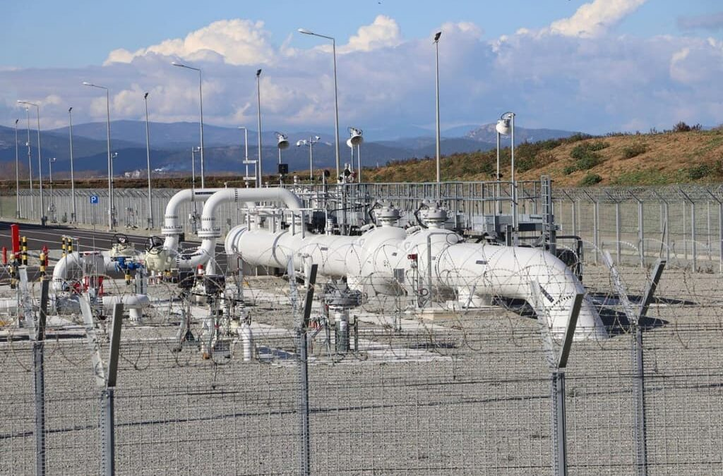 Turkey Konya New Facility Blends Hydrogen and Natural Gas for Clean Energy