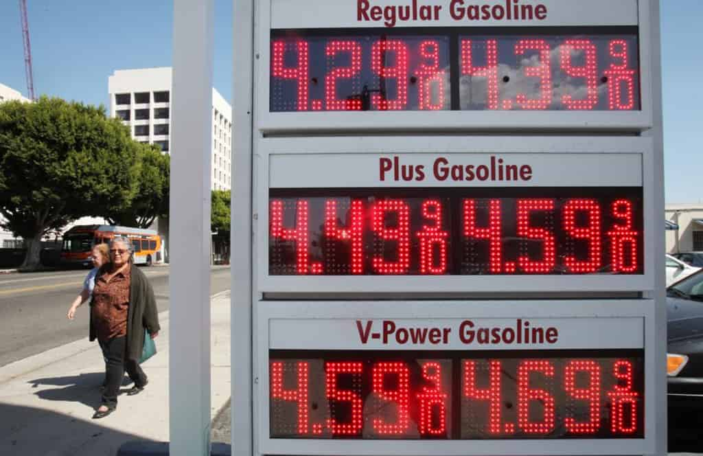 Why Gas Prices Rise Nearly Every Spring